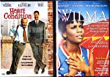 Heart Condition , Wilma : Denzel Washington 2 Pack