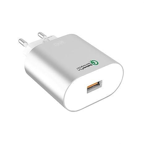 Artwizz PowerPlug USB-A 18W Cargador de Carga rápida ...