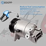 ECCPP Compatible fit for A/C Compressor with clutch CO 10874JC 926008J00B For Nissan Altima Maxima 3.5L 2002-2007 Car Compressors