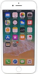 Apple iPhone 8, 64GB, Red - Fully Unlocked (Renewed)