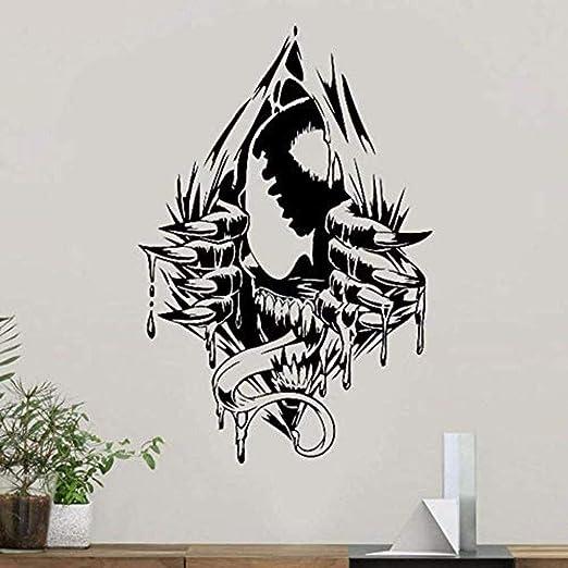 Amazon.com: ZYZSLM Venom - Vinilo adhesivo para pared ...