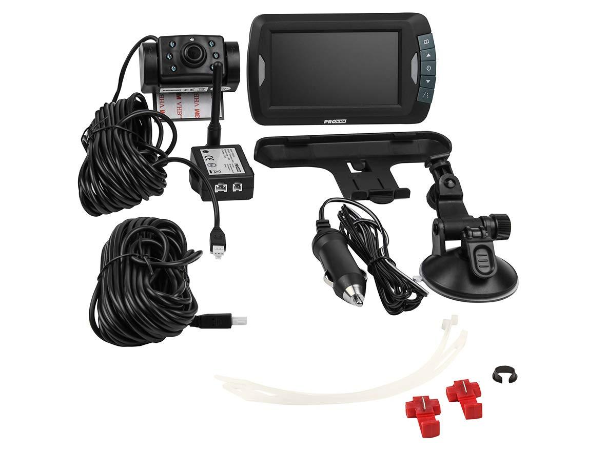 Pro-User APR043 20120 Sistema di telecamere senza fili retrovisore