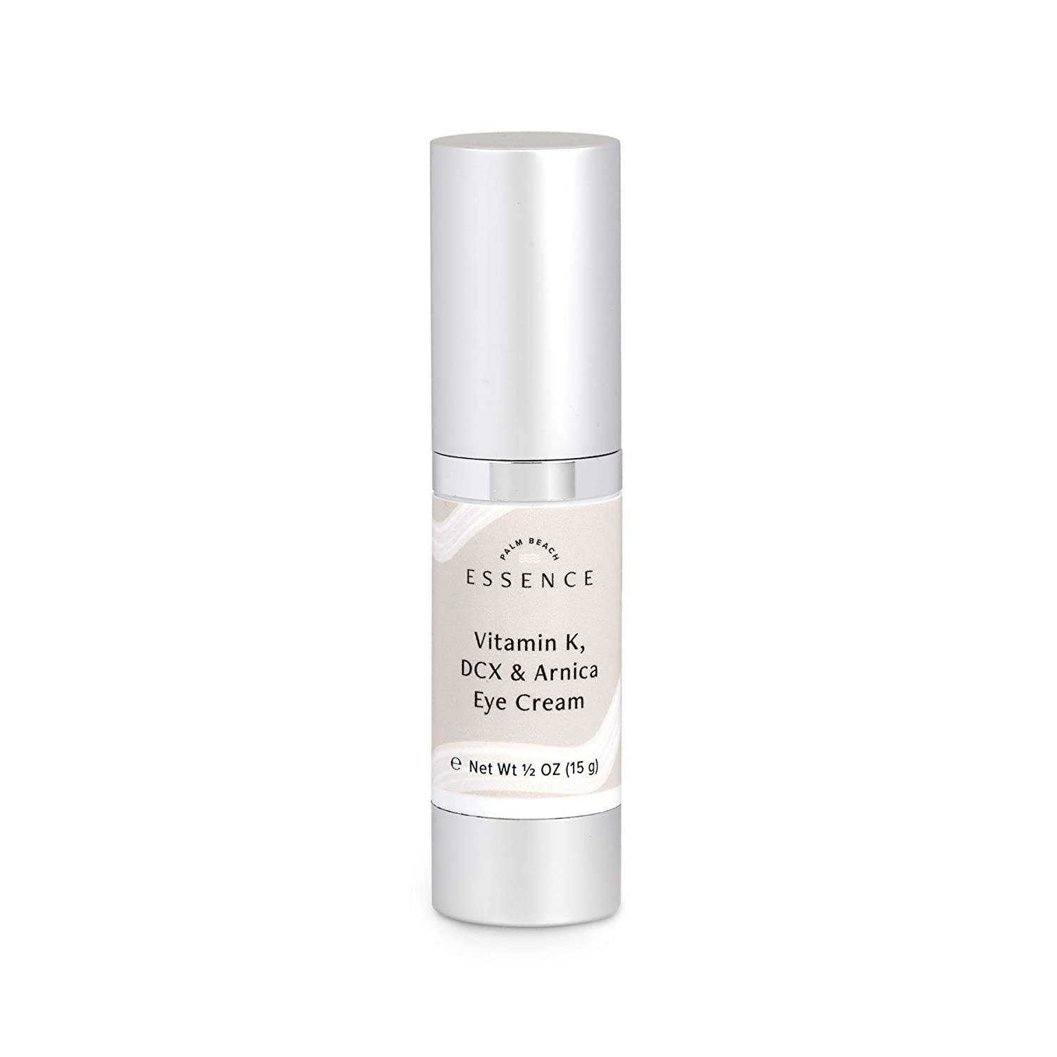 Palm Beach Essence - Dark Circle Eye Cream w/ Vitamin K, DCX & Arnica, Eye Wrinkle Cream, Eye Cream for Puffiness