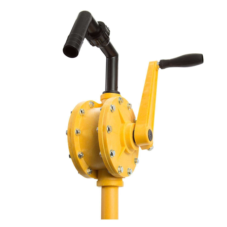 Polypropylene OEMTOOLS 24470 Rotary Barrel Pump