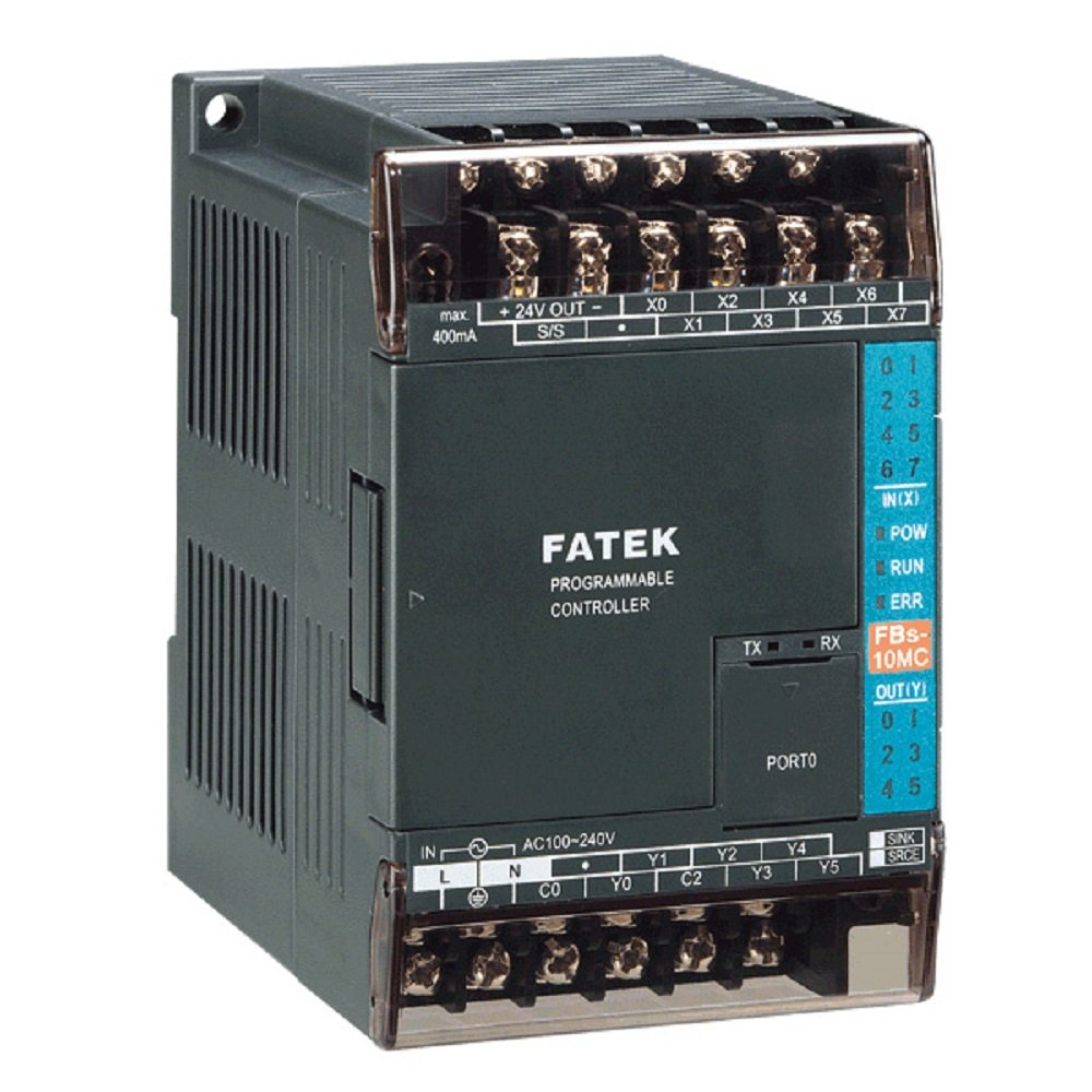 Fatek PLC Controller, FBs-10MCT2-AC (FBs-10MCT)