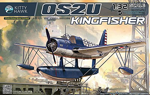 KTH32016 1:32 Kitty Hawk OS2U Kingfisher [MODEL BUILDING ()