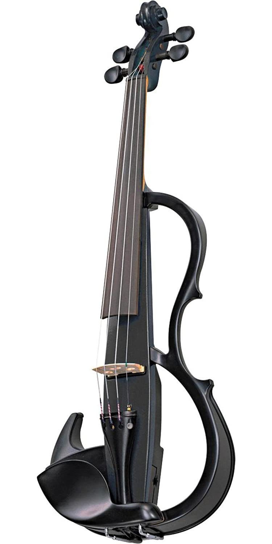 Yamaha SV200 Silent Electric Violin (Black)