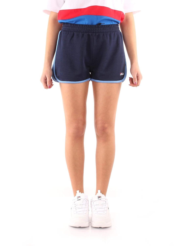 Fila Shorts Donna Paige Blu