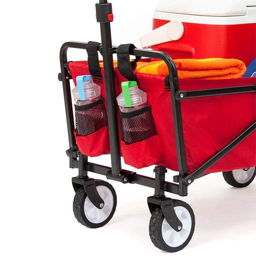 Seina Compact Folding Outdoor Utility Cart (Open Box)