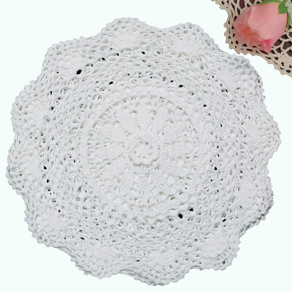 Crocheted 100/% Cotton Bowl Cozy Handmade Gift Kitchen Mother/'s Day