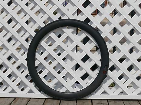 Flyxii - Llantas de Bicicleta (27 mm de Ancho, Forma de U, 60 mm ...