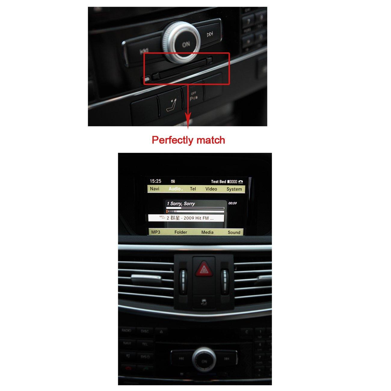 Amazon.com: CF Card adaptador conversor para Mercedes Benz ...