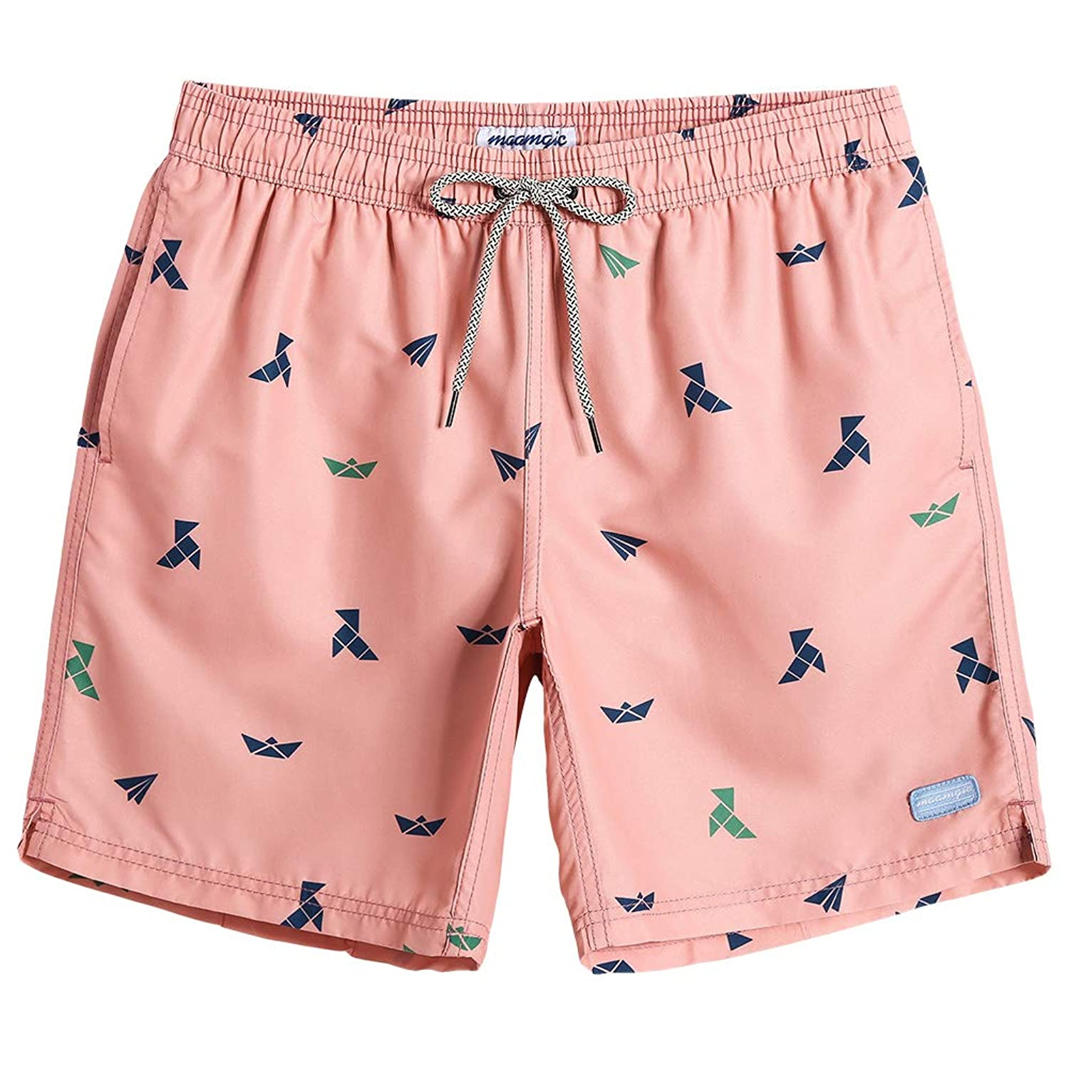 d16982ee1d slim fit design; one size up is recommanded if you prefer a looser fit. Mens  Swim Trunks: This Funny Pattern Bathing Suits For Men Get 5 Size:  S/M/L/XL/XXL ...
