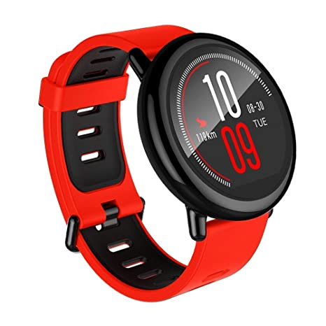 Xiaomi AMAZFIT Pace Smartwatch GPS Multideporte 1.34 Táctil,relojes deportivos con seguimiento de