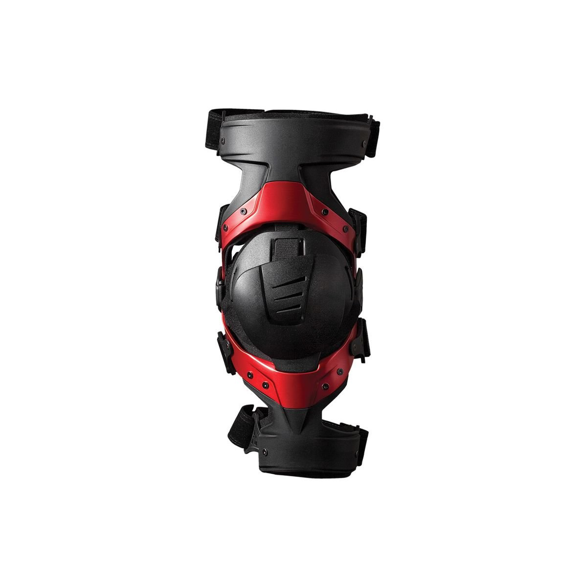 EVS Axis Pro Adult Knee Brace Off-Road Motorcycle Body Armor - Black / Small - Pair by EVS Sports
