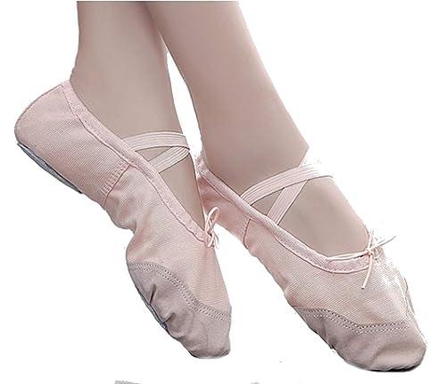 2879ceeceb39c Scarpe Bambina Danza Classica Ballerina Numero 27 Beige  Amazon.it ...