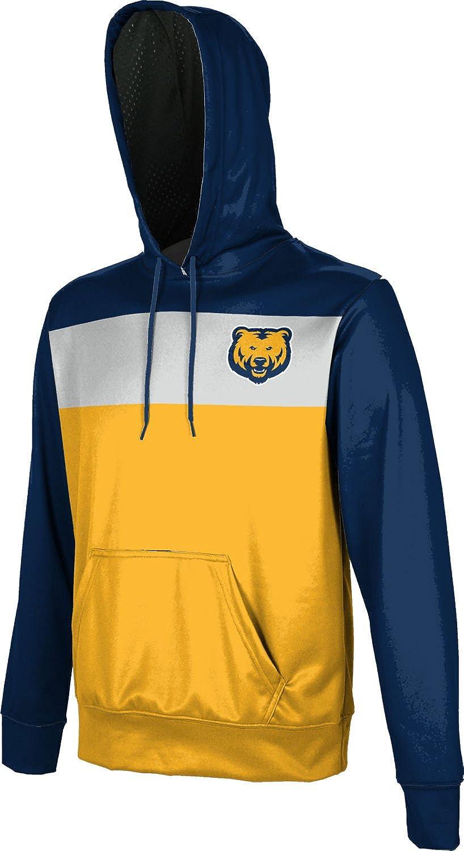 School Spirit Sweatshirt Prime University of Northern Colorado Mens Pullover Hoodie