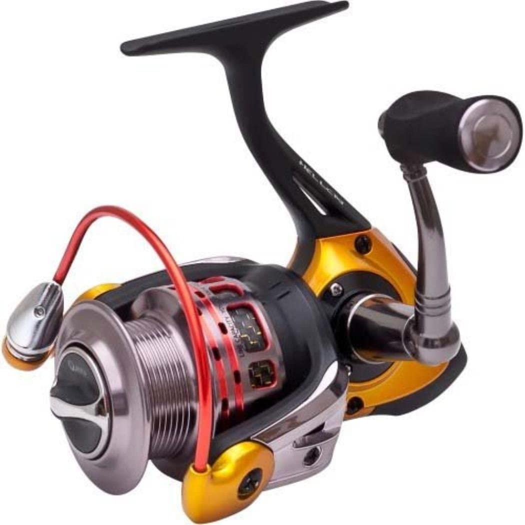 Quantum Fishing Hellcat 20F..BX3 Long Stroke Aluminum Spool 6 130 , Right Left