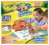 : Crayola Color Wonder Sprayer
