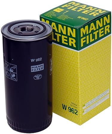 mann filter liste