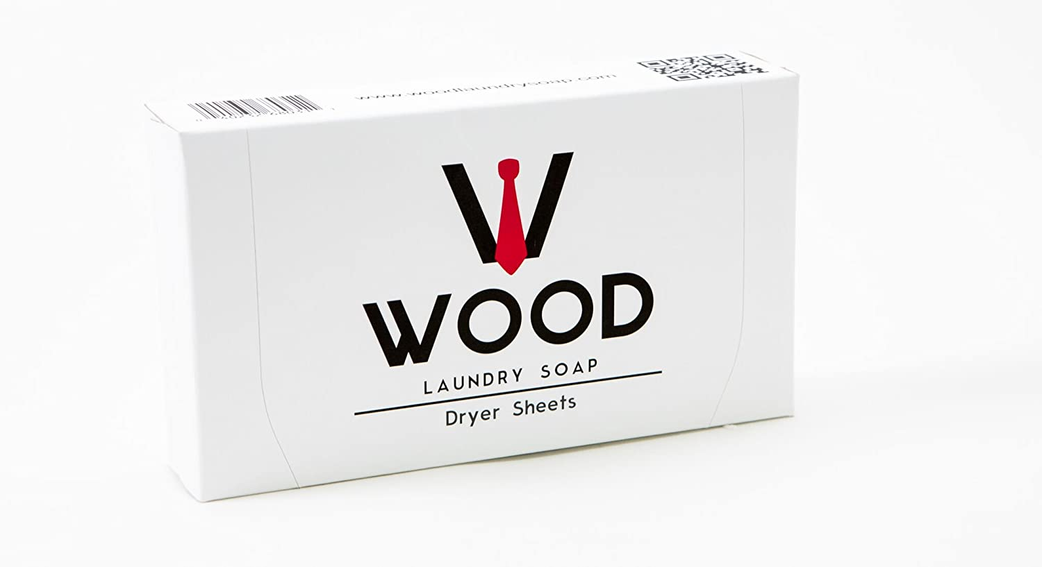 Dryer Sheets with Sandalwood Citrus Scent by Wood Laundry Soap, 40 Count (1, 40 Count)