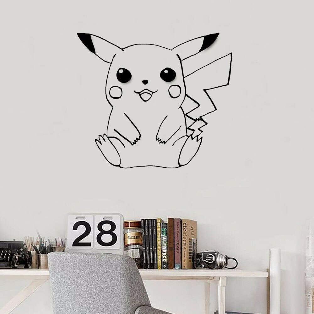 Pegatinas de pared pegatinas de decoración del hogar cartel pegatinas de pared para mascotas calcomanías de dormitorio decoración de la pared de la habitación de los niños jardín de infantes 50X44cm