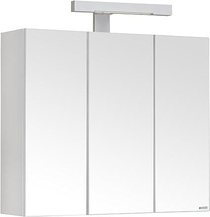 Allibert Armoire De Toilette Pian O 60 Cm Amazon Fr Cuisine Maison