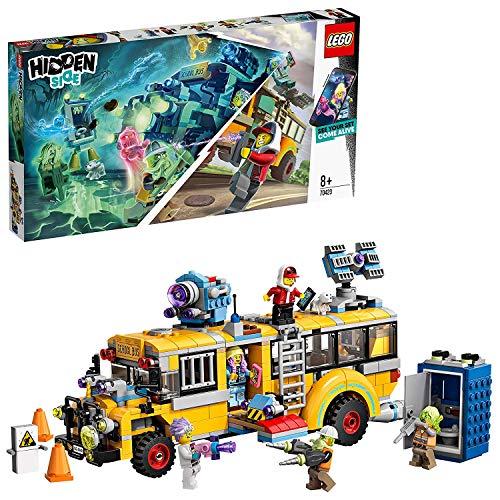 레고 (LEGO) ヒドゥンサイド 고스트 헌트 스쿨 버스 3000 70423 / LEGO Hidden Side Ghost Hunt School Bus 3000 70423