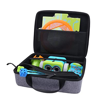 Aenllosi Storage Hard Case for Learning Resources Botley The Coding Robot Activity Set (Gray): Toys & Games