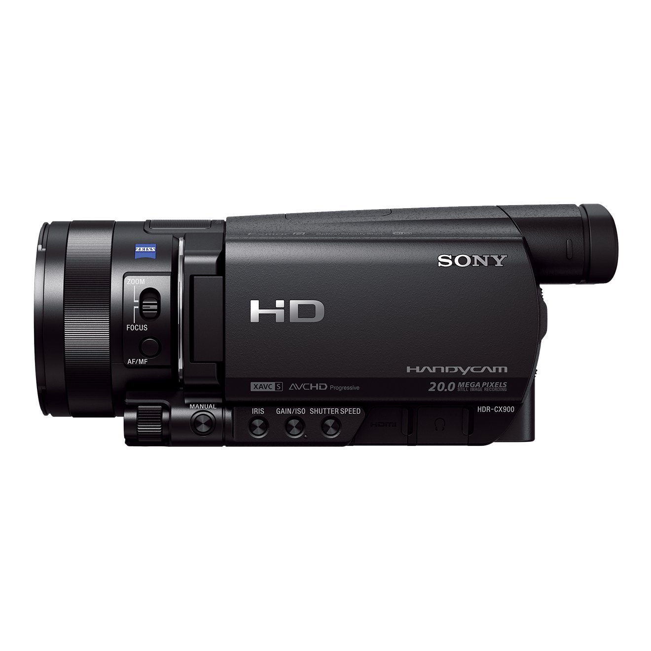 21c7bea73e285e Sony HDR-CX900 High Definition Flash Camcorder 1 Zoll  Amazon.de  Kamera