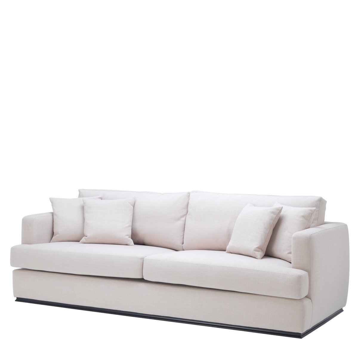 Amazon com eichholtz off white sofa hallandale kitchen dining