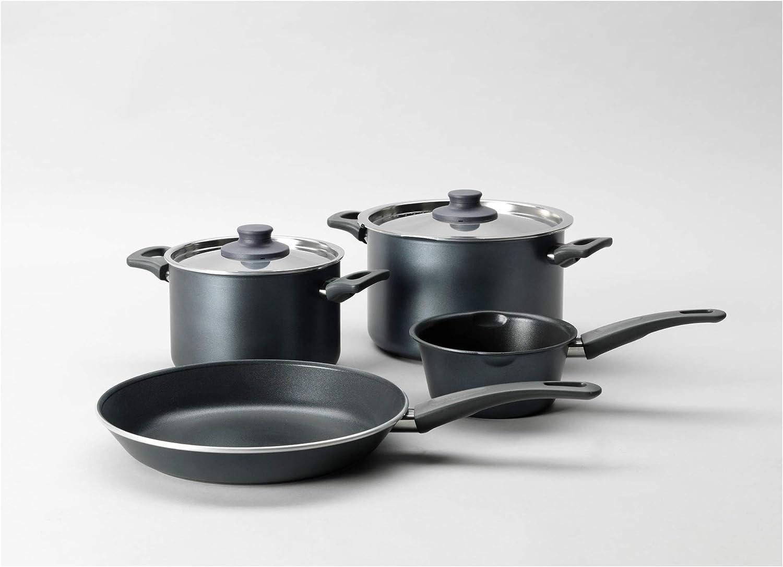 9178895928 IKEA 601.495.31 Skänka 6-Piece Cookware Set, Gray 61-LU4oh3LL.SL1500_