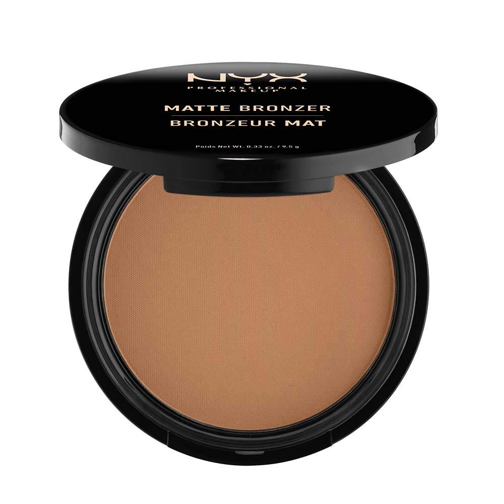 NYX Matte Bronzer Deep Tan NYX Professional Makeup MBB05