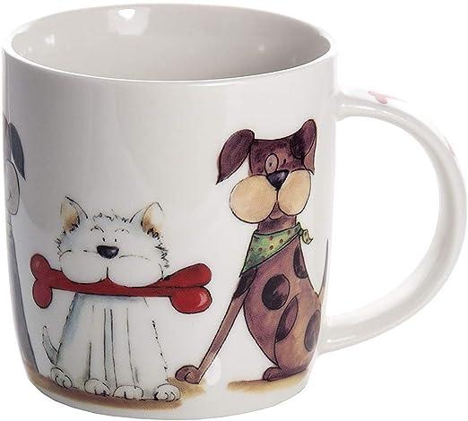 SPOTTED DOG GIFT COMPANY Taza Graciosas de Café Te Originales ...