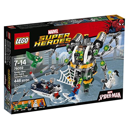 lego marvel spiderman - 5