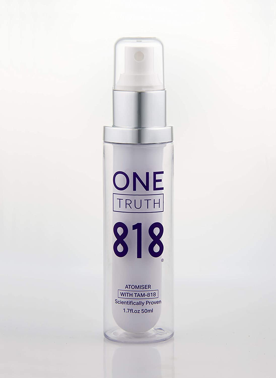One Truth 818 Atomiser Spritz with TAM-818 | TELOMERASE | Activation | Anti-Aging