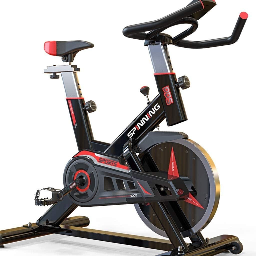 Cly Inicio Bicicleta de Spinning Bicicleta de Ejercicio silencioso ...