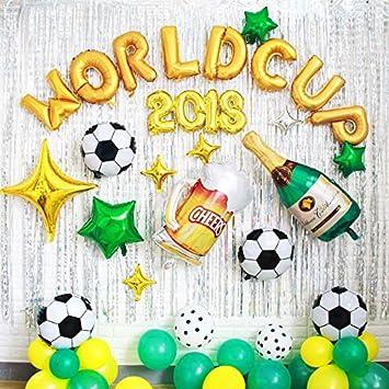 Amazon.com: Etomato 2018 Copa Mundial de la FIFA balón de ...
