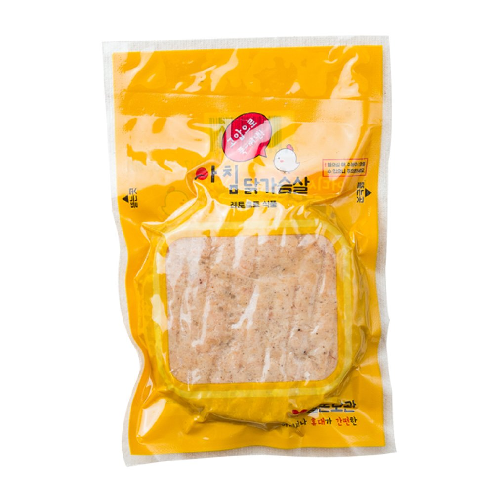 Achim Chicken Breast, Steak - Low Fat and Perfect as a Protein Supplement after Exercising, a Light Meal, 1 box 10 packs