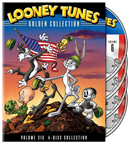 - Looney Tunes: Golden Collection Vol. 6