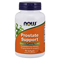 NOW Supplements, Prostate Support, with Standardized Saw Palmetto, Stinging Nettle...