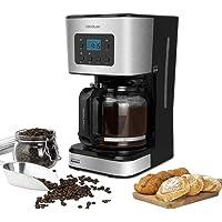 Cecotec Cafetera Goteo Coffee 66 Smart. 950 W, Programable 24h, Tecnología ExtemAroma, Función AutoClean, Acabados en…