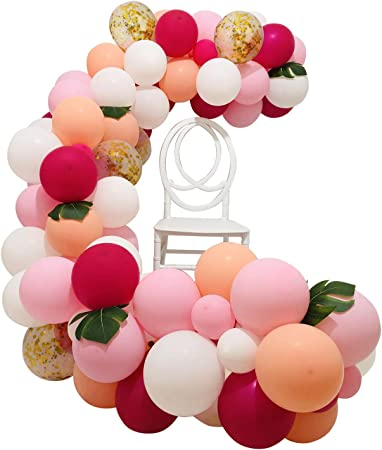 Flamingo Party Decorations Pink Balloon Tropical Party Birthday Flamingo Balloon 32 Pink Baby Flamingo Balloon Baby Shower Balloon,