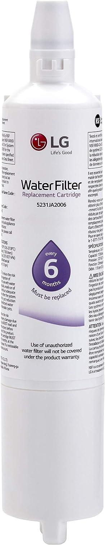 LG - LT600P Refrigerator Water Filter