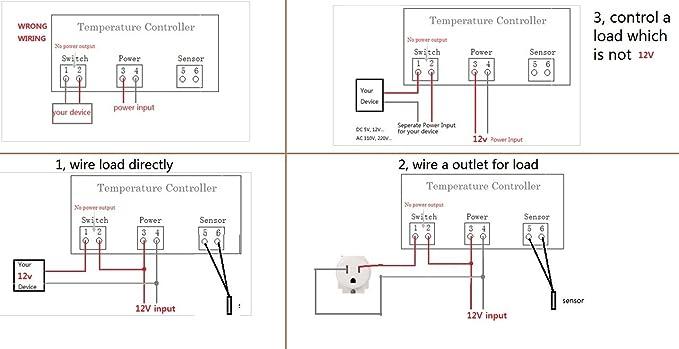 fahrenheit wiring diagram introduction to electrical wiring diagrams u2022 rh jillkamil com HVAC Wiring Diagrams Basic Electrical Schematic Diagrams