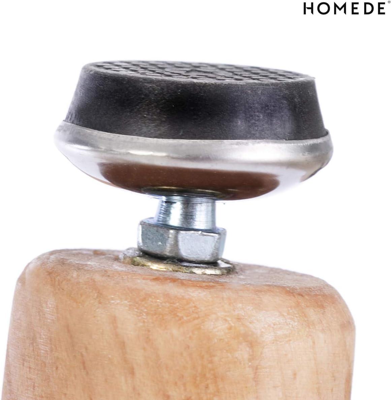 Homede Beistelltisch Aufbewahrungskorb 35 x 28 x 34 cm Industrie Design schwarz Metall Korbtisch Asteria