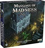 Fantasy Flight Games Mansions of Madness: Streets of Arkham Strategy Board Games