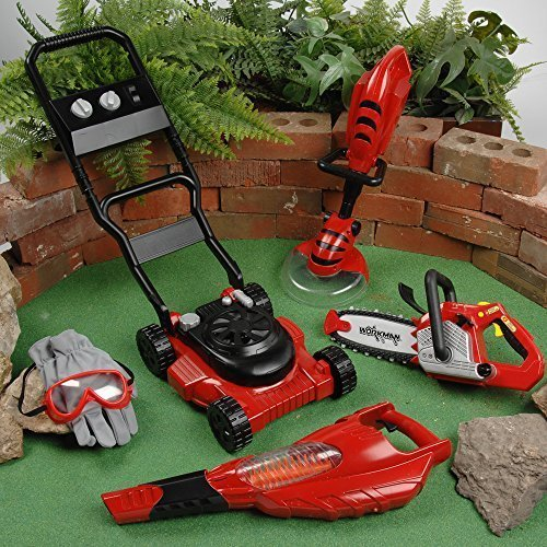 Constructive Playthings Power Garden Tools by Constructive Playthings