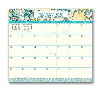 Calendar Buzz December 2020 Amazon.: Orange Circle Studio 2020 Magnetic Monthly Calendar