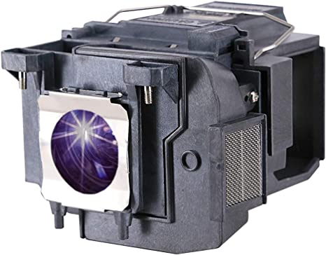 V13H010L85 Compatible Lamp in Housing for Epson Projectors Amazing Lamps ELPLP85